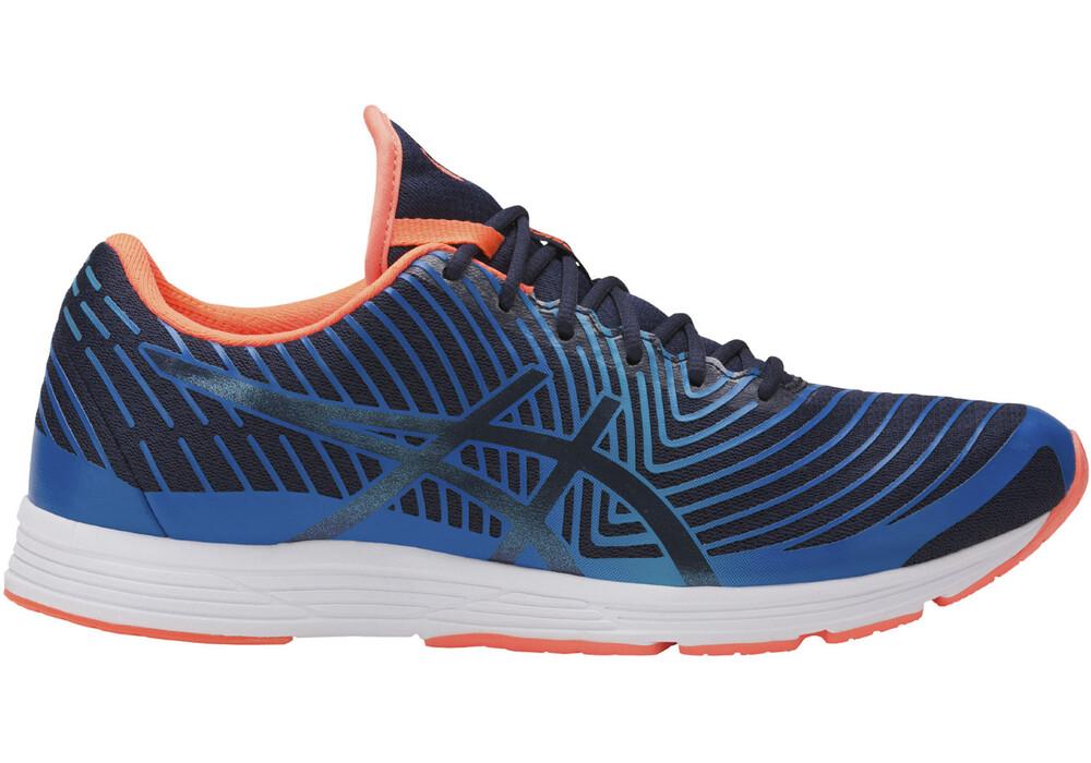 asics gel hyper tri 3 running shoes men blue at bikester co uk